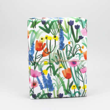 Paquet cadeau Country Floral