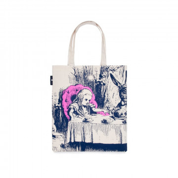 Tote Bag Alice au Pays des Merveilles - Out of Print