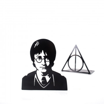 Serre-Livres Harry Potter - Atelier Article