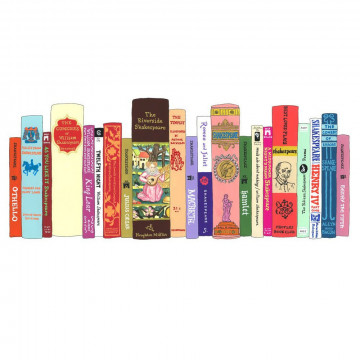 Print Shakespeare - Ideal Bookshelf