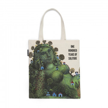 Tote bag Cent ans de solitude - Gabriel Garcia Marquez - Out of Print