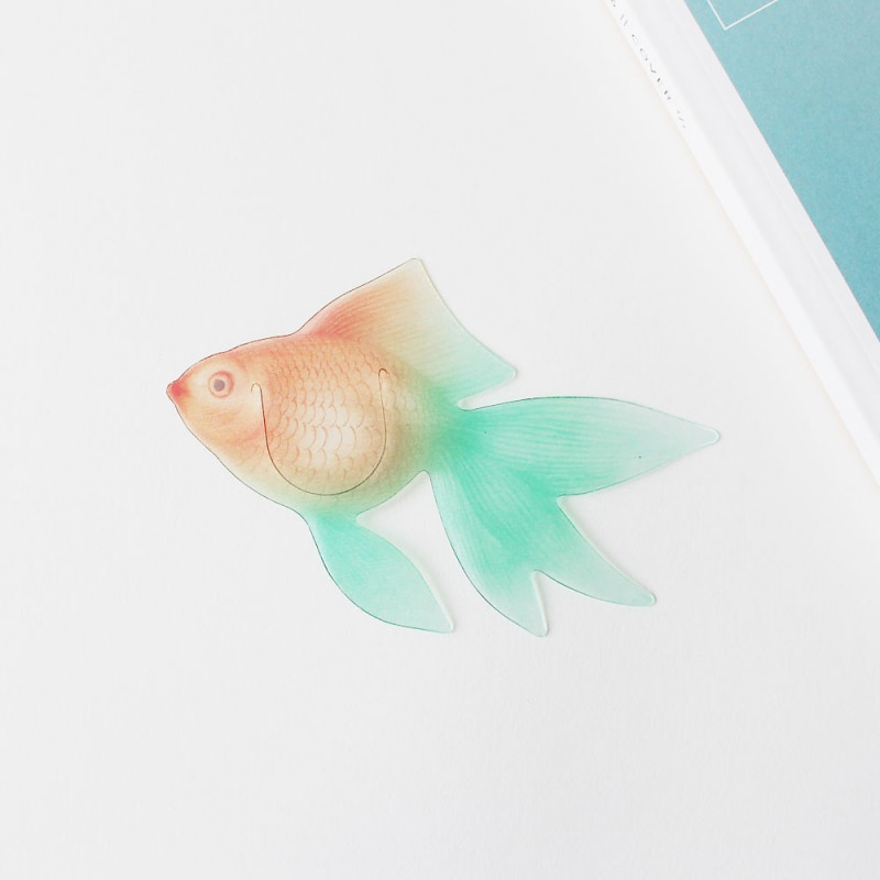 Marque-page Poisson - Ttable Office