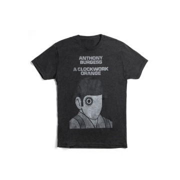 T-shirt L'orange mécanique Anthony Burgess - Out Of Print