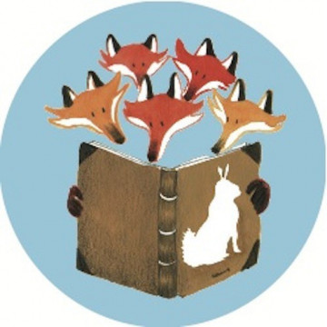 Badge Livresque - Animaux