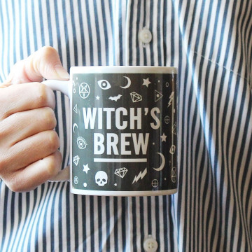 Tasse Witch's Brew - Fable and Black