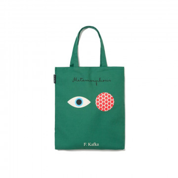 Tote bag Kafka - Out of Print