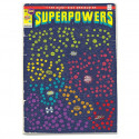 Affiche The Giant-Size Omnibus of Superpowers  - Pop Chart Lab