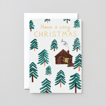Carte Cosy Christmas