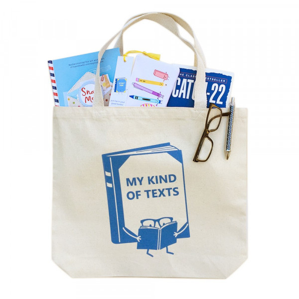 Tote Bag My Kind of Texts