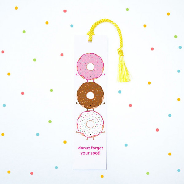 Marque-page Donut