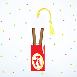 Marque-page Kit Kat