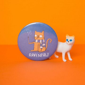 Badge Ravenpaw