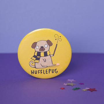 Badge Hufflepug