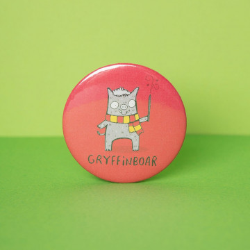 Badge Gryffinboar