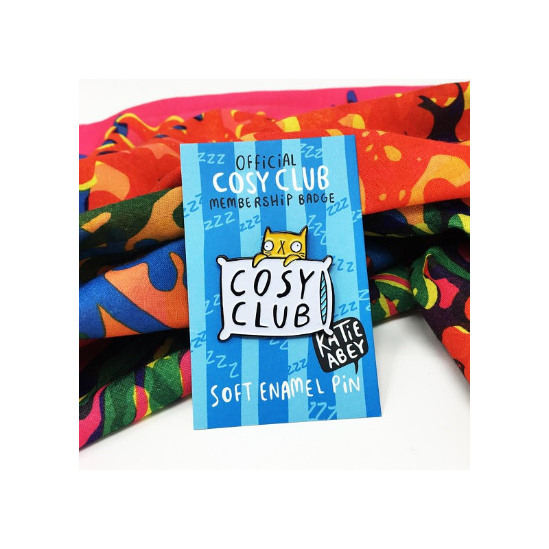 Badge Cosy Club