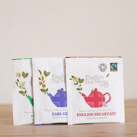 Sachets de thé English Tea Shop