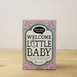 Tisane Welcome Little Baby - Natural Temptation