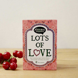 Tisane Lots of Love - Natural Temptation
