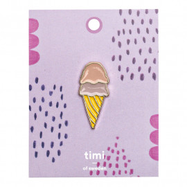 Enamel Pins Ice-Cream