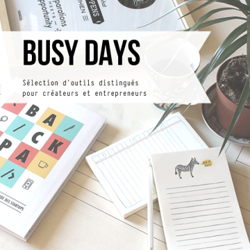Busy Days - Version Be Motivated