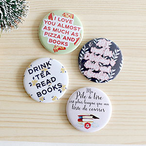 shop magnets bibliophiles
