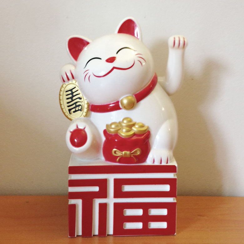 maneki neko exploratology