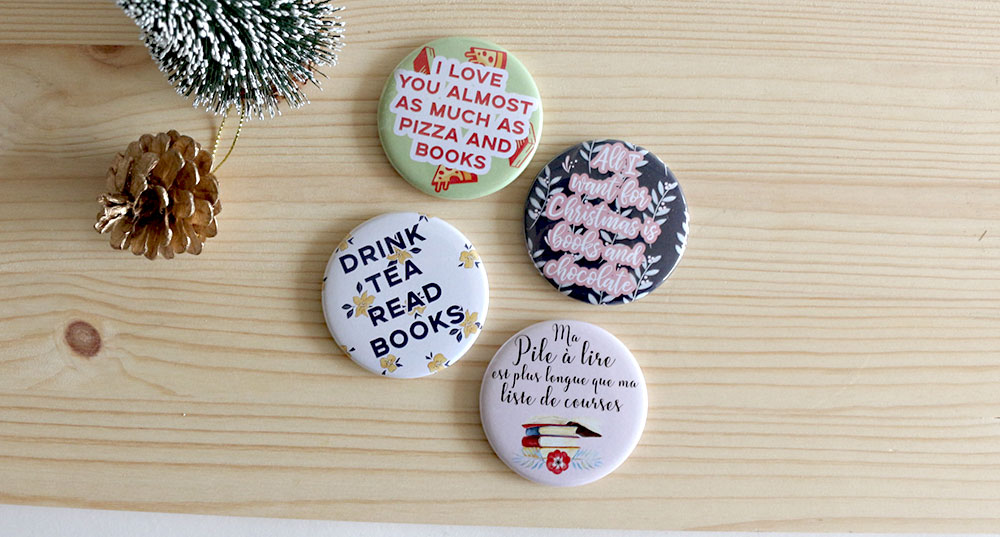 magnet bibliophile